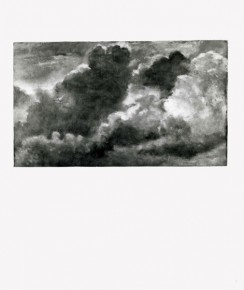 An English Painting (Constable's Clouds)