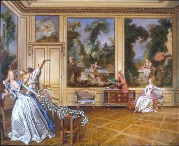 Fragonard at the Frick