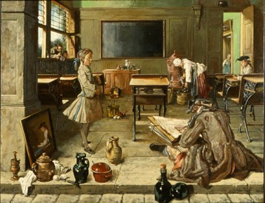 School of Chardin