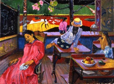School of Gauguin