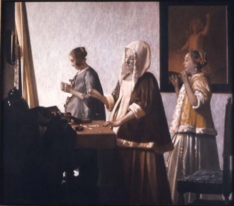 Three Women (Vermeer)