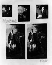 Calligraphy of Henry Raeburn, The