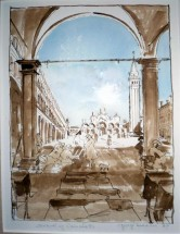 School of Canaletto 1 (Study)