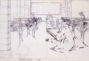 School of Chardin (Study 3)