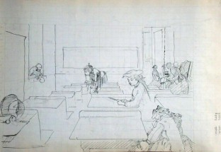 School of Chardin (Study 1)