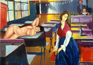 School of Modigliani