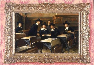 School of Rembrandt