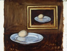 Still Life with Egg Study (1992)